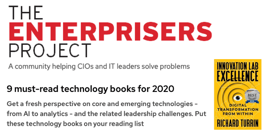 Must-read technology book for 2020