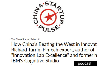 How China's Beating the West in Innovation with Richard Turrin,