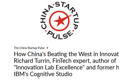 Podcast from China Start up Pulse