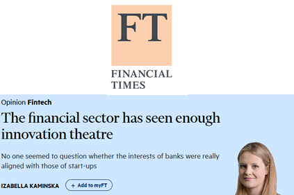 Review from Financial Times