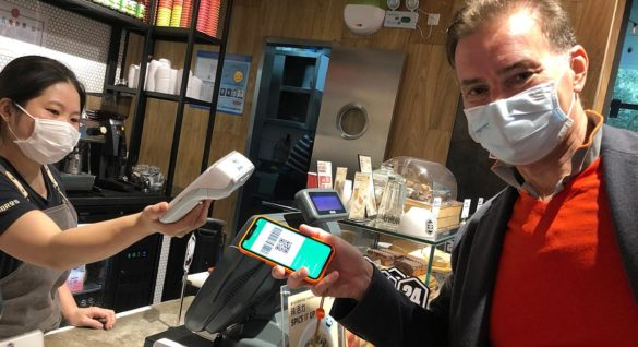 What Bankers Can Learn from an American Living Cashless & Masked in Shanghai